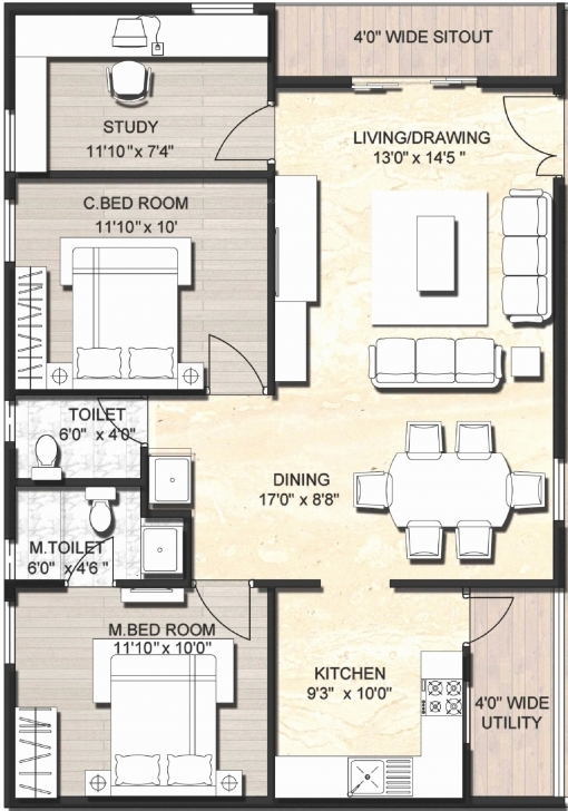Interesting 20×50 House Design India Lovely 29 Home Map Plan | House Design 20 X 50 House Plans Map Pic