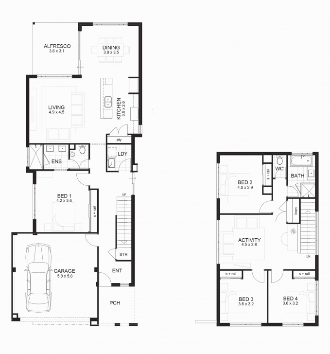Interesting 3 Bedroom House Floor Plans Best Of 2 Story House Plans Elegant 9 3 Bedroom House Plans Uk Picture