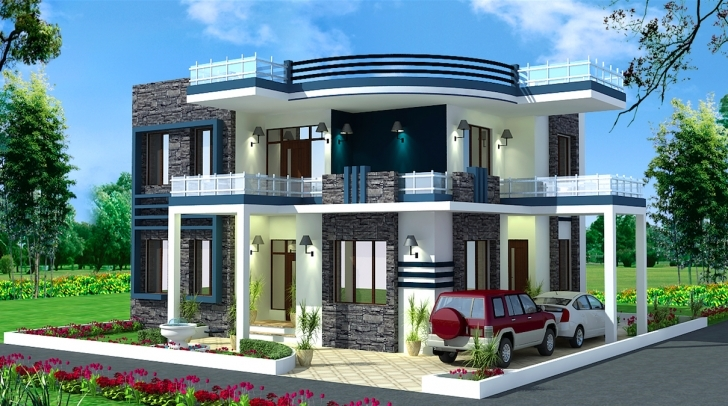 Interesting Architecture : Elevation For House House Programmes Design Programs House Designs Indian Style Inside Picture