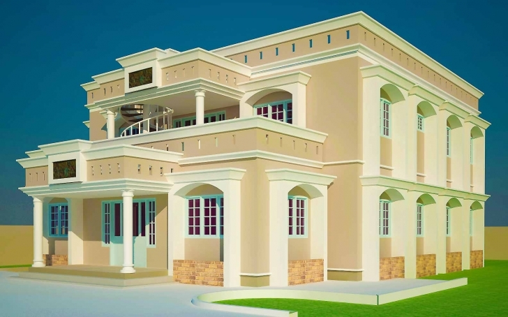 Interesting Ghana House Plans For Free - House Plans Ghana House Plans For Free Image