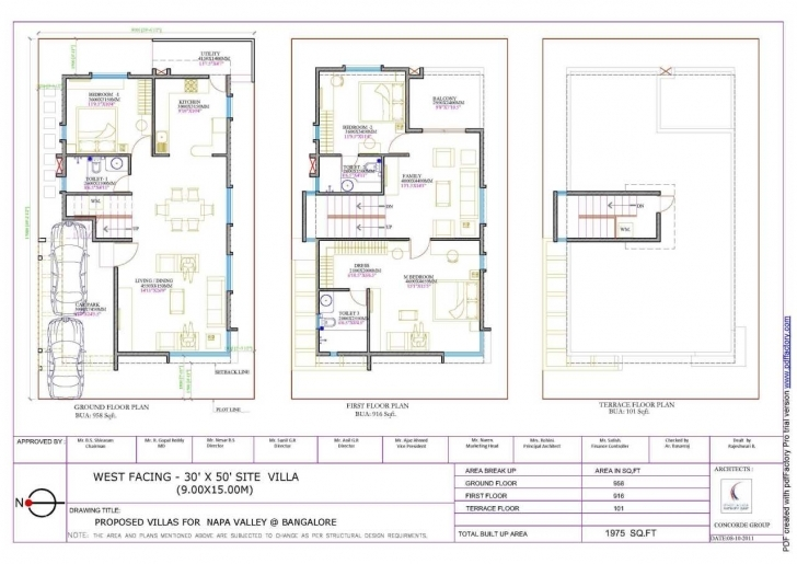 Interesting Home Plan 20 X 30 Awesome Duplex House Plans For 20X30 Siterth 20 X 50 Duplex House Plans Photo