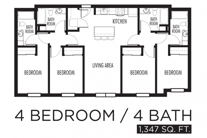 Interesting Home Plans For Bungalows In Nigeria Properties Nairaland House Latest Four Bedroom Floor Plan Nairaland Pic
