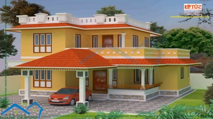 Interesting House Plan In Kerala Less Than 15 Lakhs - Youtube Kerala House Plans Below 15 Lakhs Image