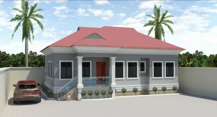 Interesting House Plans Ghana Bedroom Plan Pictures New Designed Building Of 3 3 Bedroom Flat Houses Pic