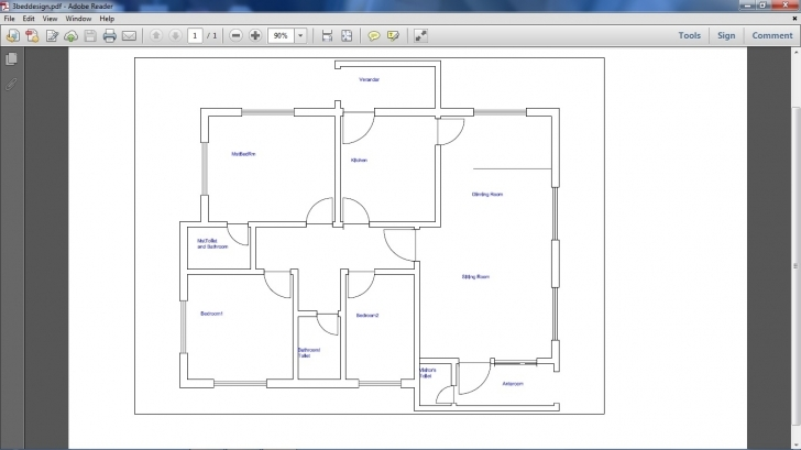 Interesting Sketch Plan Of 3 Bedroom Flat Unique 3 Bedroom Flat Plan Drawing Three Bedroom Flat Plan Drawing Picture