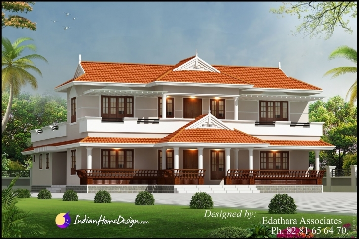 Interesting Traditional Home Designs Traditional Home Designs Villa Design Traditional Kerala Home Designs Image