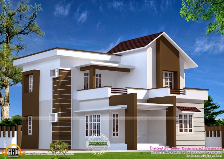 Latest Double Storied Home In Kerala | Kerala Home Design | Bloglovin' Kerala Home Design Double Floor Picture