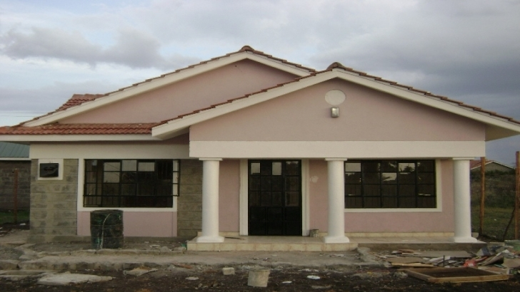 Latest Free Simple House Plans In Kenya Modern Hd Within Floor Small - Home Simple Modern House Designs In Kenya Pic