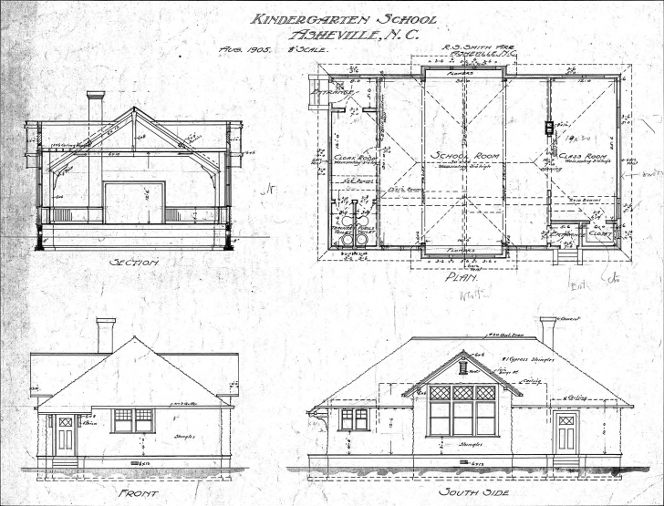 Latest House Plan Floor Plan Section Elevation Architecture Plans | #4988 Plan Section And Elevation Of Houses Photo