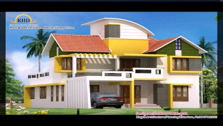 Latest House Plans In Kerala Below 20 Lakhs - Youtube Kerala House Plans Below 25 Lakhs Picture
