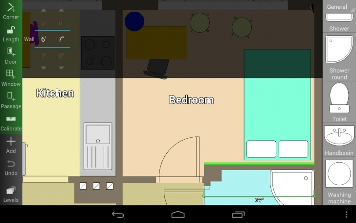 Latest Modern Home Blue Prints In 2D Drawing Ideas. Home Design. Niudeco 2d Home Planner Image