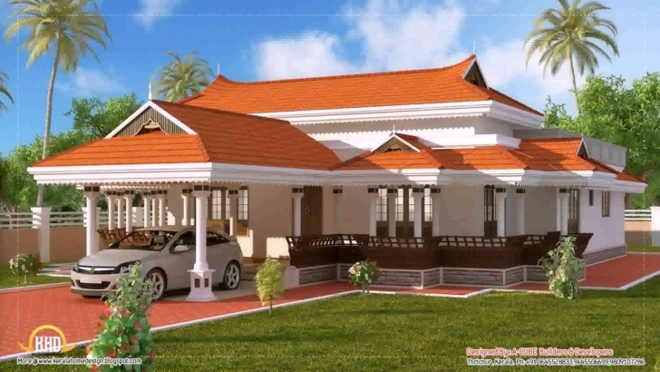 Latest New Model House Design In India - Youtube New Model House Images Image