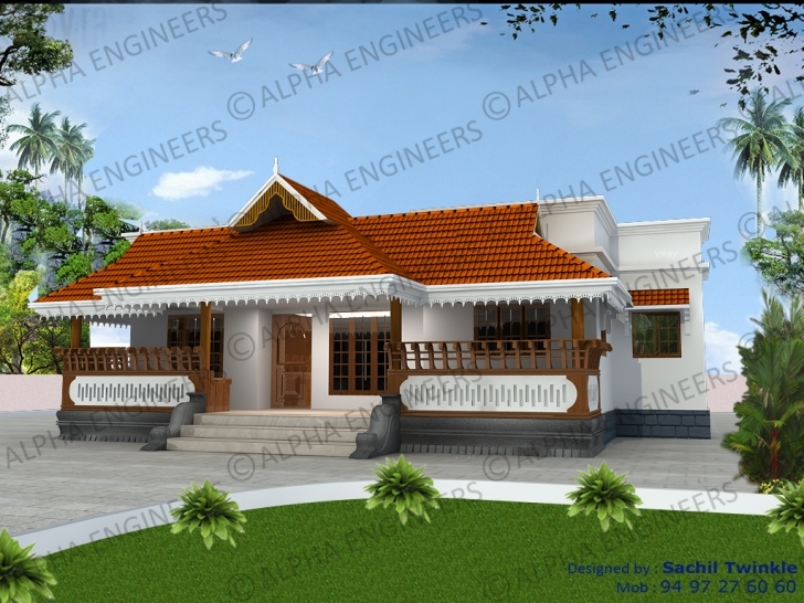 Marvelous 2 Bedroom House Plans Archives | Kerala Model Home Plans Kerala Model House Plan Photos Photo
