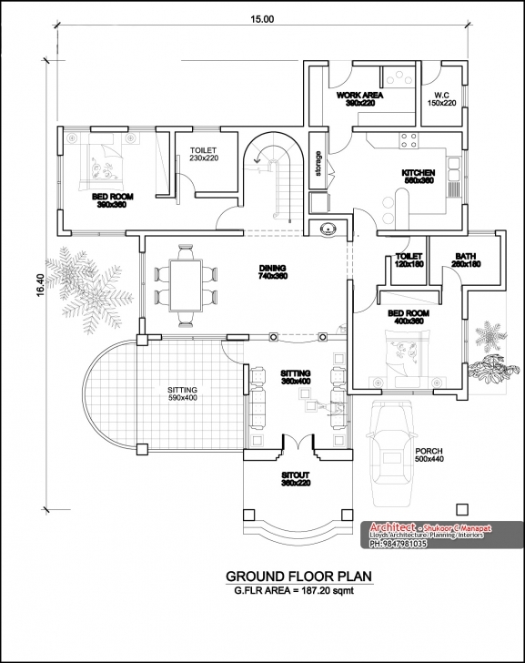 Marvelous Innovative Decoration New Home Plan Designs New House Plans Kerala Kerala Model House Plan Pic