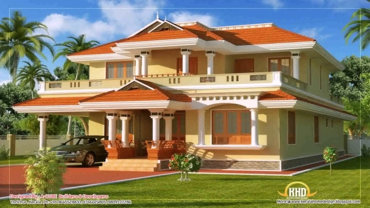 Marvelous Simple Kerala Style House Designs - Youtube Simple House Kerala Photo