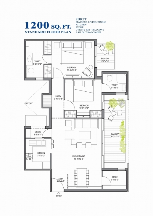 Most Inspiring 1200 Sq Ft House Plans Modern Best Of 1200 Sq Ft House Plans Modern 1200 Sq Ft House Plans Modern 3d Picture