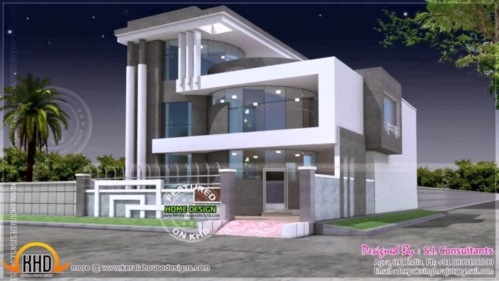 Most Inspiring 15 Feet By 60 House Plan Everyone Will Like   Homes In Kerala, India 15 Feet Wide House Front Elevation Image