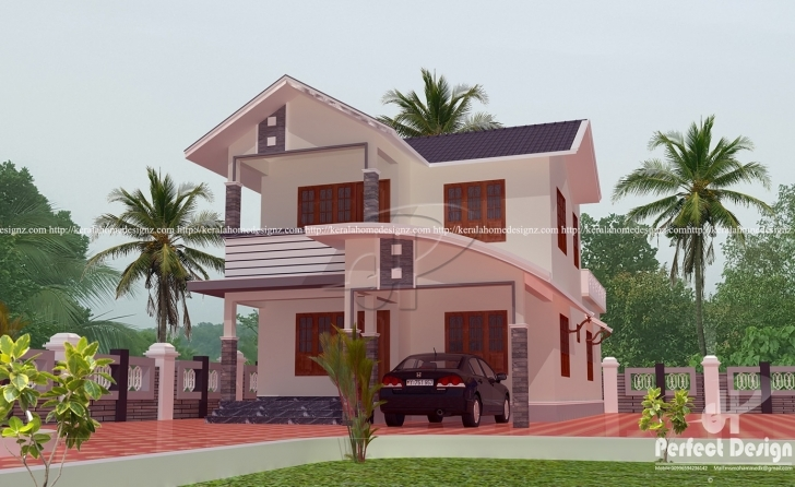 Most Inspiring Beautiful Home Designs In 5 Sent Plot – Kerala Home Design Home Design Kerala 5 Cent Image