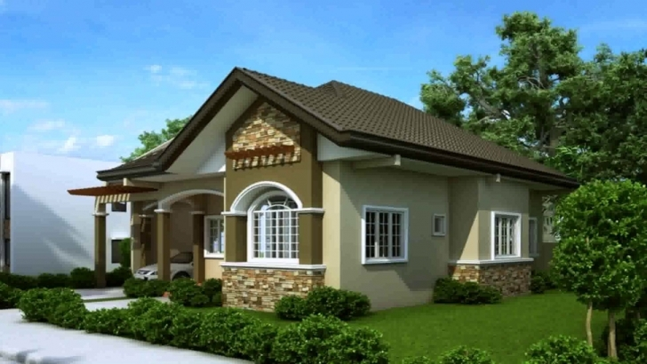 Most Inspiring Bungalow House Design In The Philippines With Floor Plan - Youtube Simple Filipino Bungalow House Design Photo