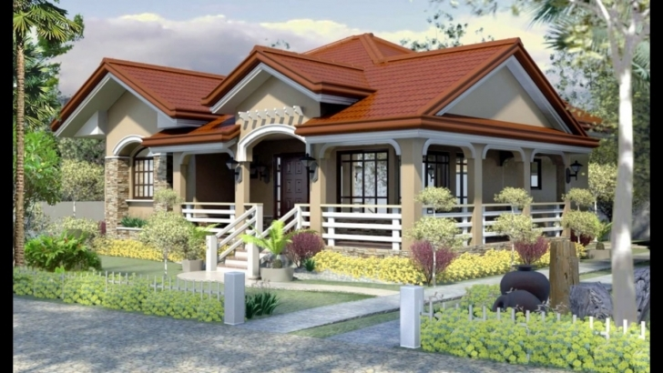 Most Inspiring Simple But Beautiful One Floor Home Kerala Design Lentine Marine Simple But Beautiful House Picture Image
