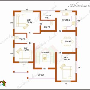 Small House Plans In Kerala Free