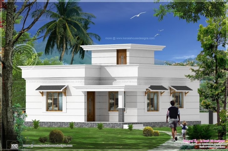 Must See 35 Small And Simple But Beautiful House With Roof Deck 35 Small But Beautiful House With Roof Deck Pic