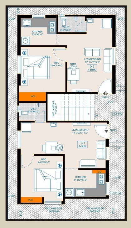 Must See 850 Sq Ft House Plans 9 Pretty Design Square Foot Home - Home Pattern House Plans 850 Sq Feet Picture