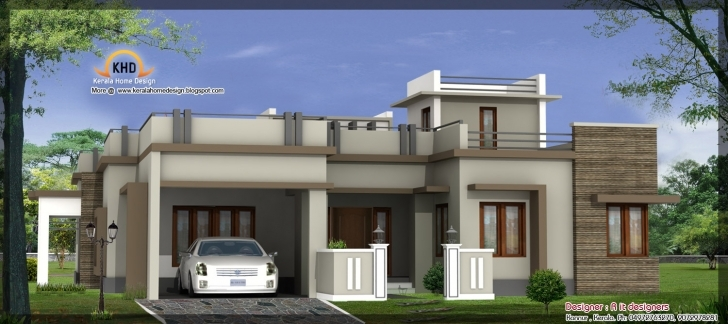 Must See Creative Simple House Designs Single Floor Elevation - House Plans Simple Front Elevation Single Floor House Pic