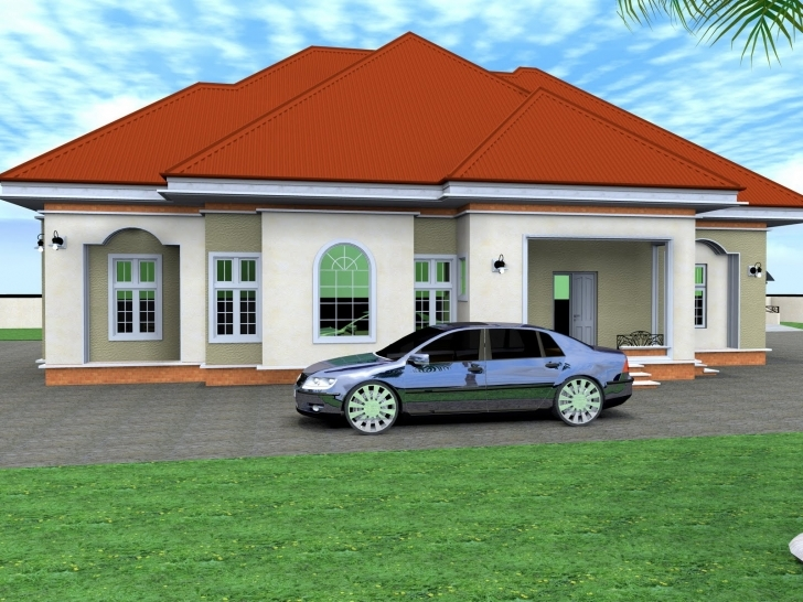 Must See Home Architecture: Modern House Plan Nigeria Home Deco Plans Simple 3 Bedroom House Plans In Lagos Nigeria Image