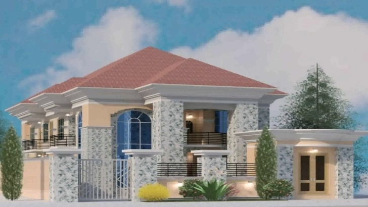 Must See House Plans In Lagos Nigeria - Youtube House Building Plan In Nigeria Picture