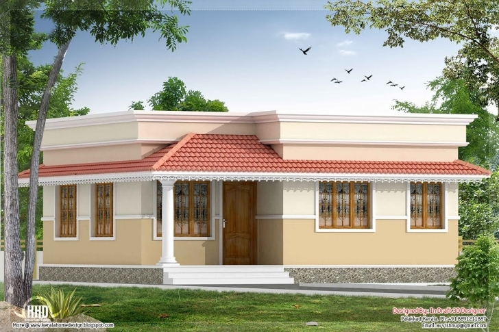 Must See Kerala Style Bedroom Small Villa Home Design - Building Plans Online Small House Plans In Kerala With Photos Image