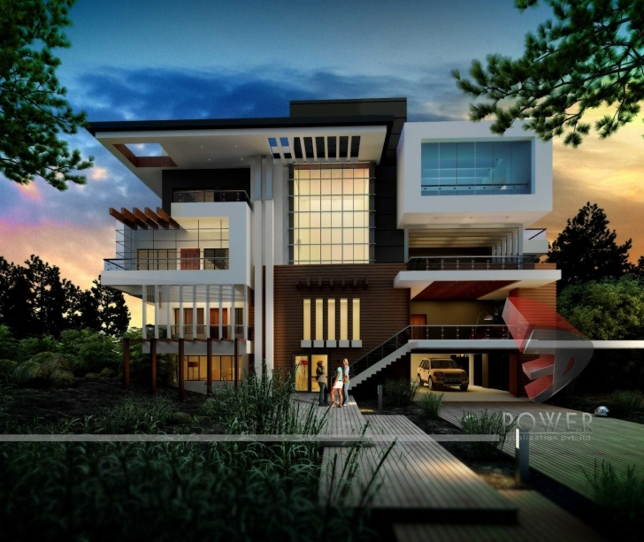 Must See Luxury House Designs In The Philippines And Home Design Modern Plans Ultra Modern House Designs Picture