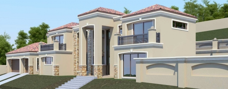 Must See Modern Double Storey House Plans In South Africa Awesome Modern 5 5 Bedroom Double Storey House Plans In South Africa Picture
