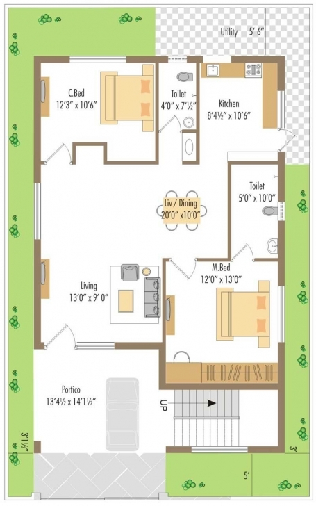 Must See West Facing Small House Plan - Google Search | Ideas For The House Indian Vastu House Plans West Facing Image