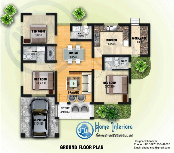 Outstanding 1300 Sq Ft House Plans Inspirational Apartments 1300 Square Feet Sq 1300sqft House Plan Photos Picture