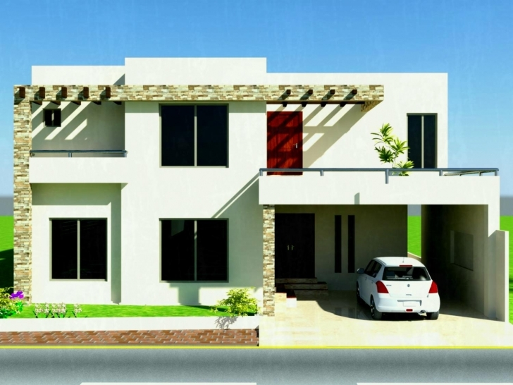 Outstanding Front House Design Mian Wali Pakistan Home Elevation Marla Ideas Simple House Designs In Pakistan Photo