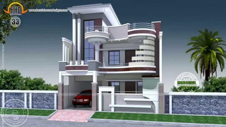 Outstanding Home Gallery Design – All About 15*30 Home Front Design Photo