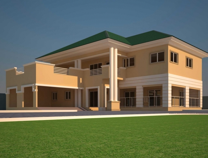 Outstanding House Plans Ghana | Properties Archive - House Plans Ghana | Ghana House Plans For Sale Picture