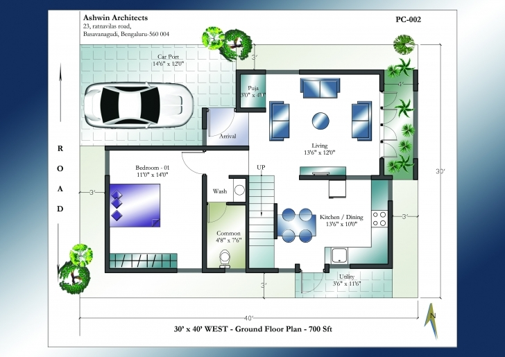 Outstanding House Plans North East Facing Awesome Vastu North East Facing House 30 40 House Plans North Facing Vastu Photo