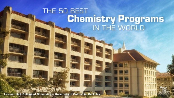 Outstanding The 50 Best Chemistry Programs In The World Today | The Best Schools Best University Building In Nigeria Photo