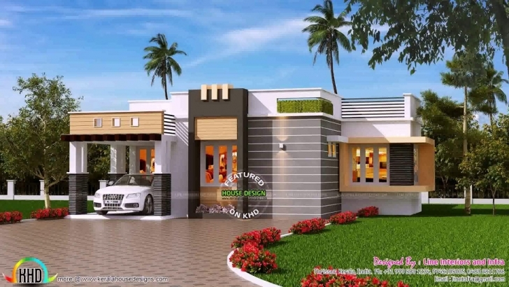 Picture of 1000 Sq Ft Single Floor House Plans In Kerala - Youtube 1000 Sq Ft Single Floor House Plans In Kerala Photo