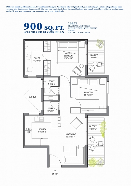 Picture of 1300 Sq Foot House Plans Lovely House Plans From 1100 To 1200 Square 1100 Sq Ft House Plans 3 Bedroom Indian Pic
