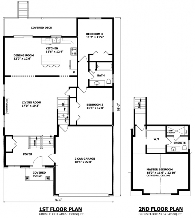 Picture of House Plans Canada Raised Bungalow - Homes Zone House Plans 2017 Canada Pic