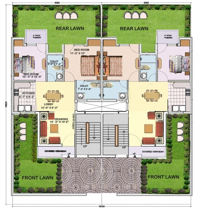 Picture of Index Of /images G+2 Floor Plan Image