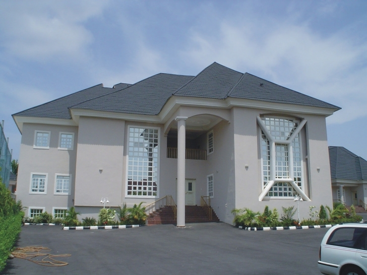 Picture of Mansions In Nigeria (Pics) - You Can Post More Pictures - Properties Beautiful Houses In Nigeria Pic