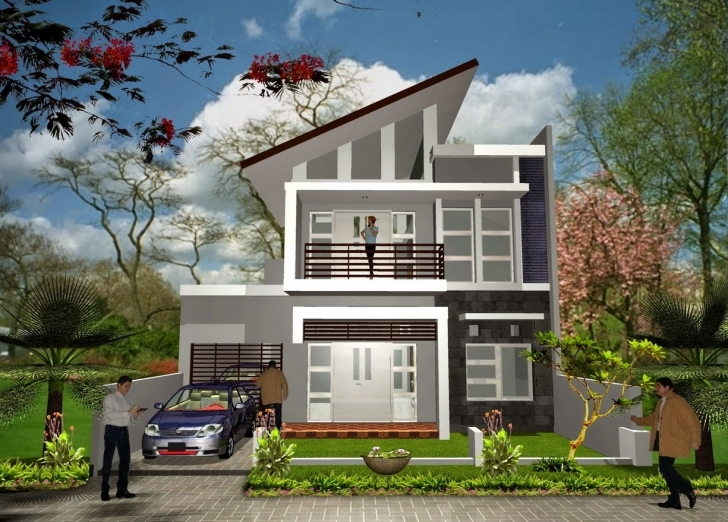 Popular 33+ Beautiful 2-Storey House Photos Simple But Beautiful House Designs In The Philippines Image