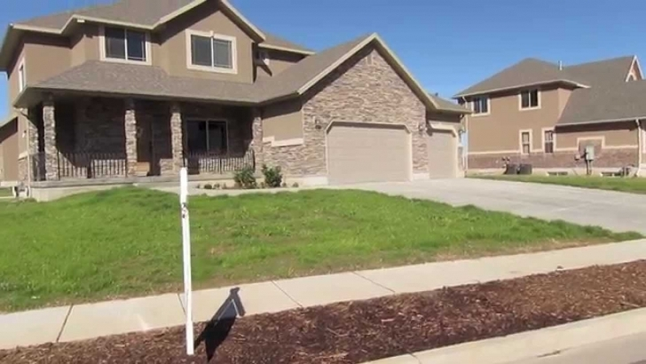Popular 5 Bedroom 3 Bath 2-Story Home For Sale In Kaysville Utah (Real 3 Bedroom House For Sale Near Me Image