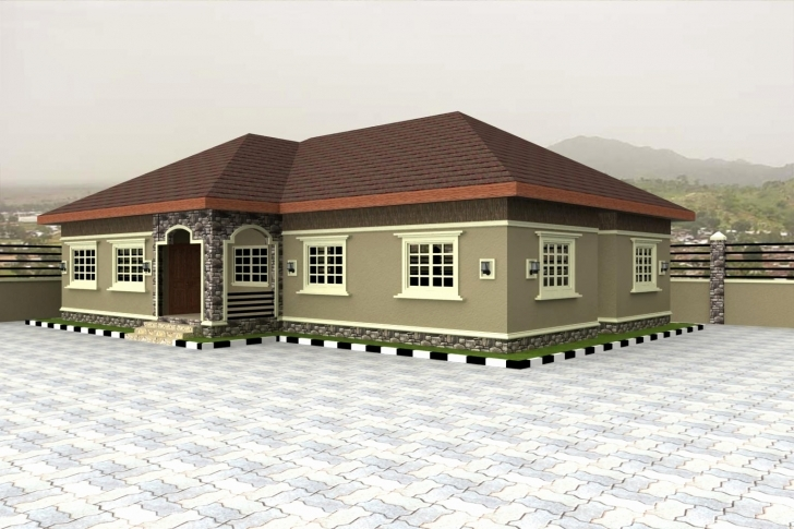 Popular 50 Elegant Images Nigerian 3 Bedroom House Plan - Home Inspiration 3 Bedroom House Plans With Photos In Nigeria Pic