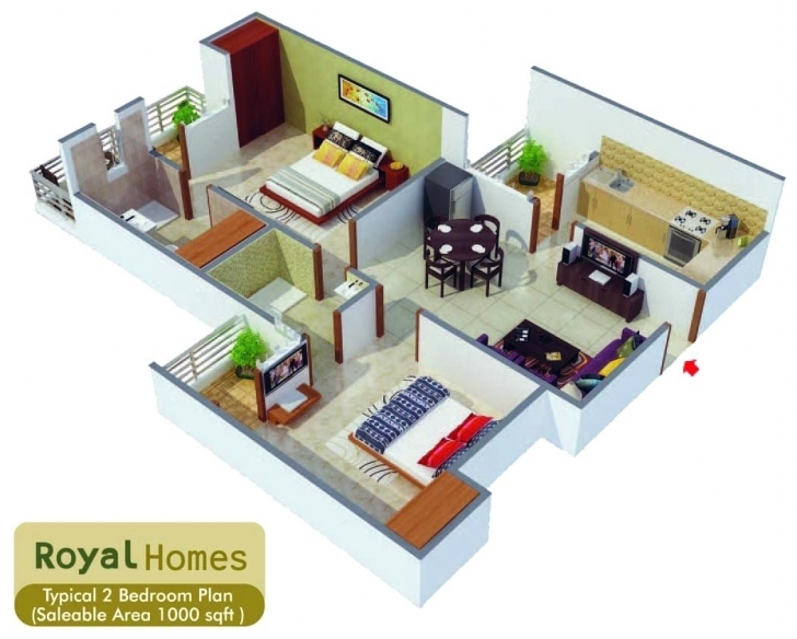 Popular Awesome Sq Ft Modern House Plans Pictures Best Image Engine 800 Sq Ft House Plans 3 Bedroom 3d Pic