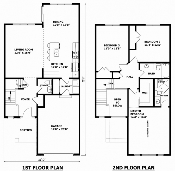 Popular Double Storey House Plan In Sa Lovely 4 Bedroom Double Story House Double Story House Plans In Gauteng Picture